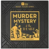 Talking Tables Reusable Murder Mystery Game Kit | Host Your Own Games Night | 1920s Themed Dinner Party | 3 Alternative…