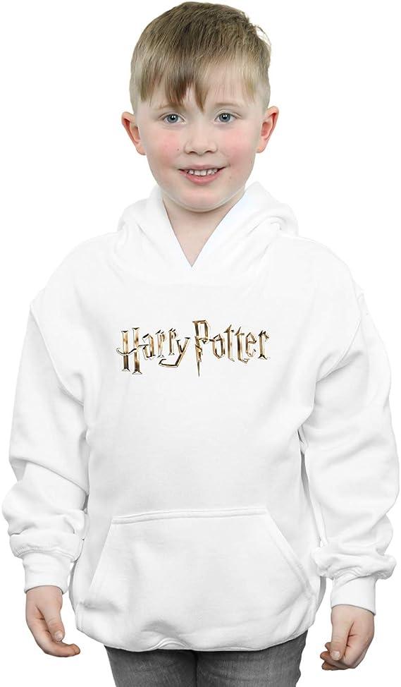 Harry Potter Ni/ñas Filled Crest Varsity Camisa De Entrenamiento