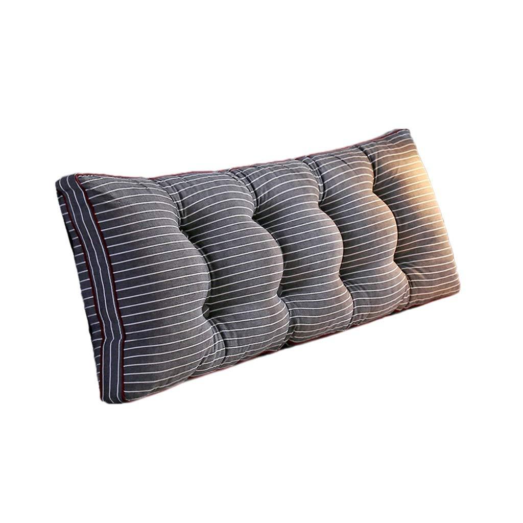 大特価 CSQ枕 ソリッドカラーピロー、コットンクリーニング可能掃除が簡単枕ホームインテリア枕ホテルクラブKTVクッションマルチカラークッション 寝具 (色 : #3, サイズ さいず : 180CM) B07PVXFDDT 120CM|#3 #3 120CM, イーカプコン 7d8a2bb7