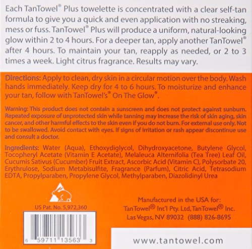 Tan-Towel-Self-Tan-Towelette-Plus-5-Count