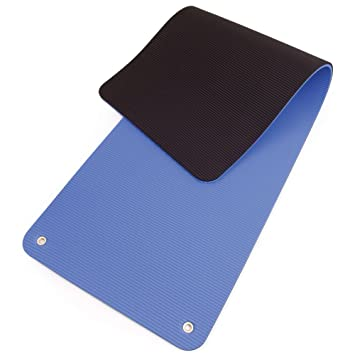 Yogamatte violett 190x100x1.5cm Turnmatte Gymnastikmatte Bodenmatte Sportmatte