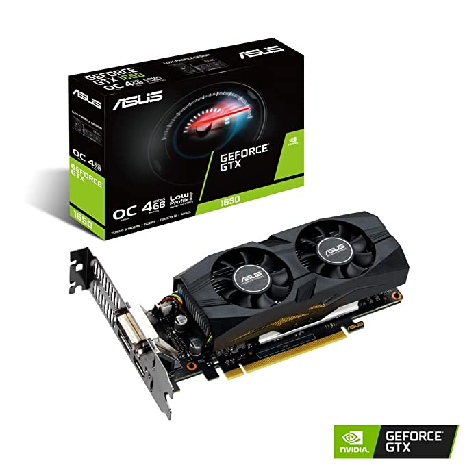 ASUS GeForce GTX 1650 OC (4GB GDDR5/PCI Express 3.0/1485MHz ...