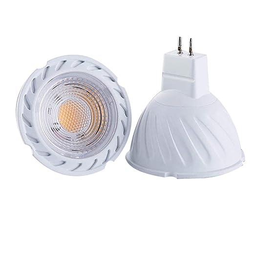 Lighting EVER 200060-WW-EU-10 le GU10 DEL Ampoules 50 W halogène équivalent 4
