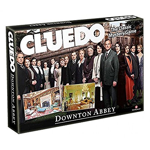 Cluedo - Downton Abbey Edition Earl May Christmas Trees