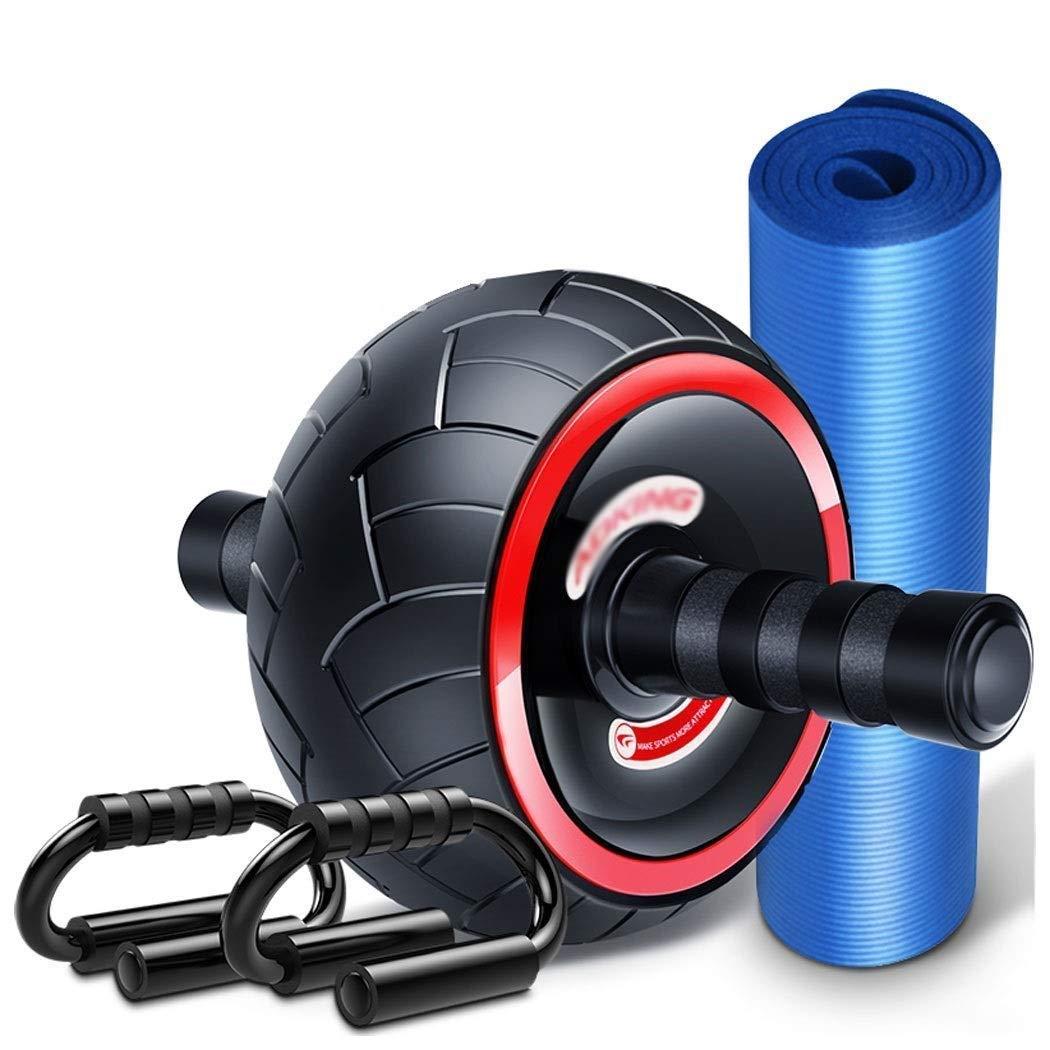 MUTANG MUTANG 腹筋エクササイズホイールボディストレングスジムフィットネストレーニングローラー腹筋ホイール B B B07QP5ZMS6 B07QP5ZMS6, ヤオシ:94e78a21 --- mail.tastykhabar.com