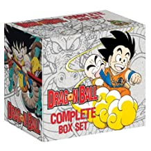By Akira Toriyama - Dragon Ball Box Set (Vol.s 1-16): Volumes 1 - 16 (Original)