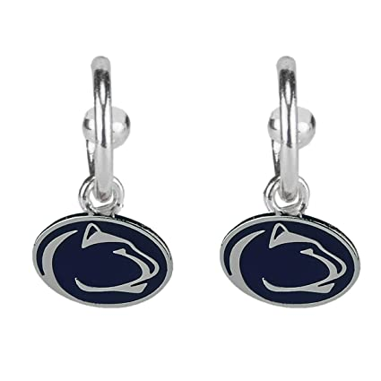 62bff0e93 Amazon.com : SANDOL Penn State Nittany Lions Dangle Logo Earrings ...