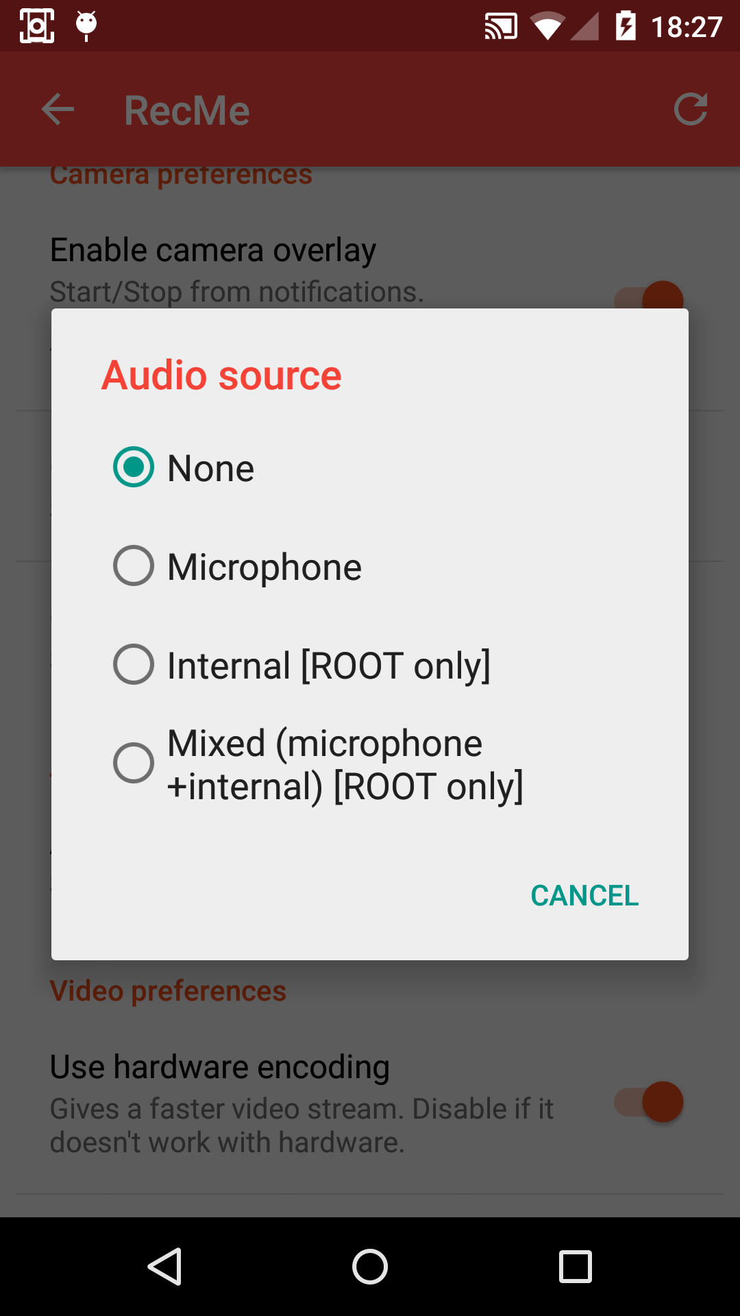 RecMe Free Screen Recorder - Import It All