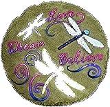Garden, Bereavement Stepping Stones (Dragonflies – Love Dream Believe) Review