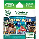 LeapFrog Pixar Pals Learning Game (works with LeapPad Tablets,  Leapster GS, and Leapster Explorer)
