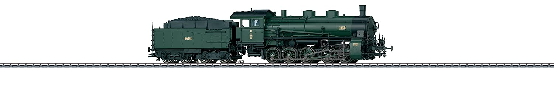 Märklin 39551 - Güterzug-Dampf Lokomotiven G 5/5 Bayern