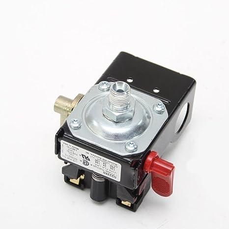Craftsman z-d22260 Compresor De Aire Interruptor De Presión
