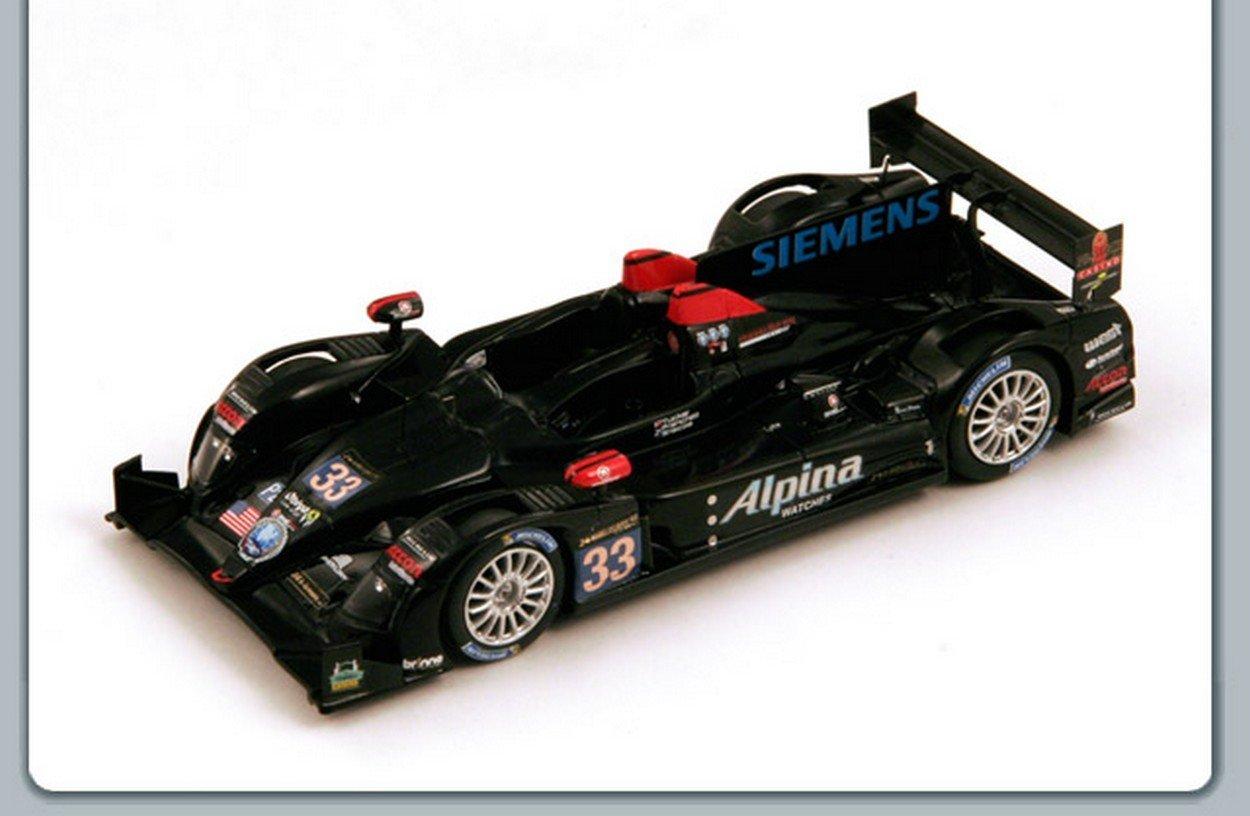 NEWES Spark Model S3753 HPD Arx 03b-Honda N.33 43th LM 2013 1:43 Die Cast Model