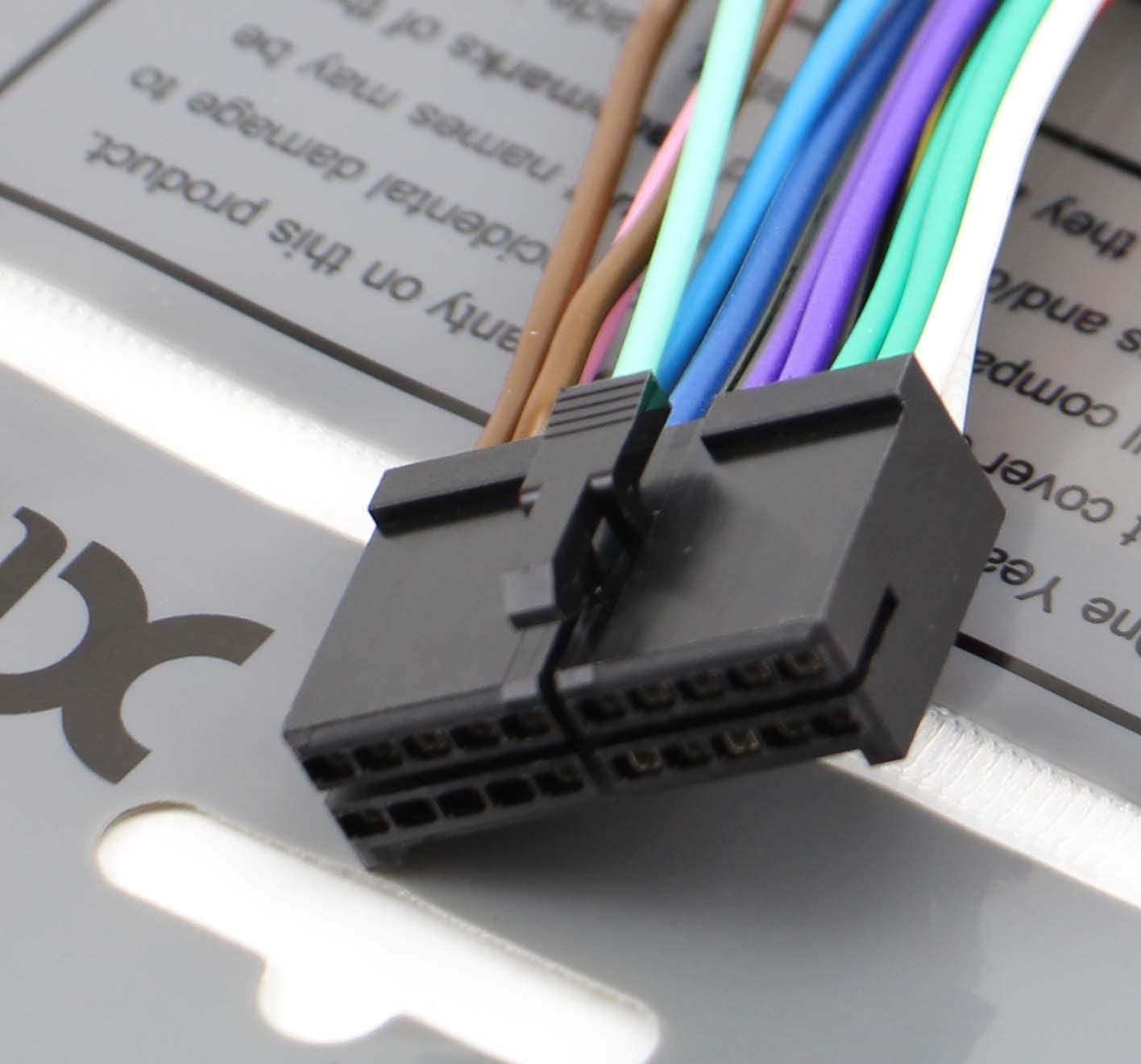 Amazon.com: Xtenzi Car Radio Wire Harness Compatible with Boss CD DVD  Navigation in-Dash - XT91072Amazon.com