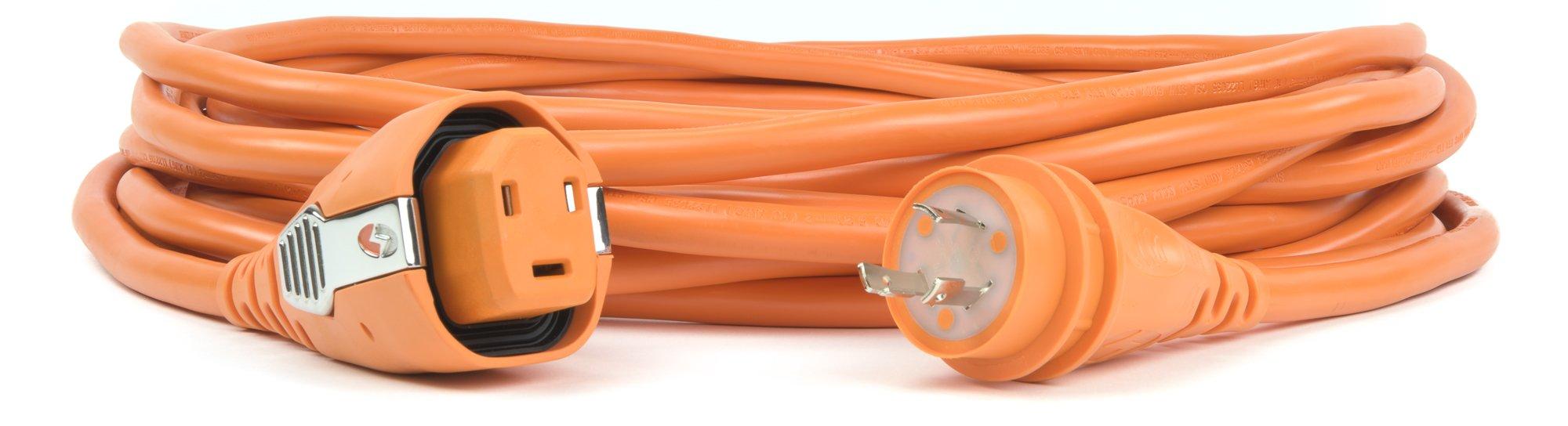 SmartPlug C30503 Dual Configuration 30 Amp Cordset, 50-Feet by Smart Plug