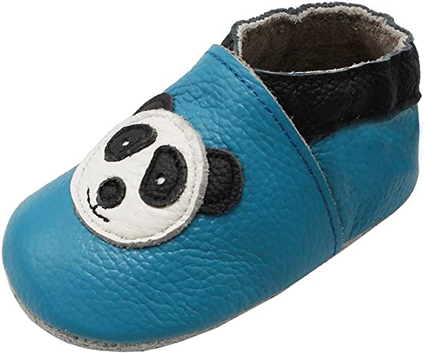 YIHAKIDS Chaussures Souple pour B/éb/é Gar/çon