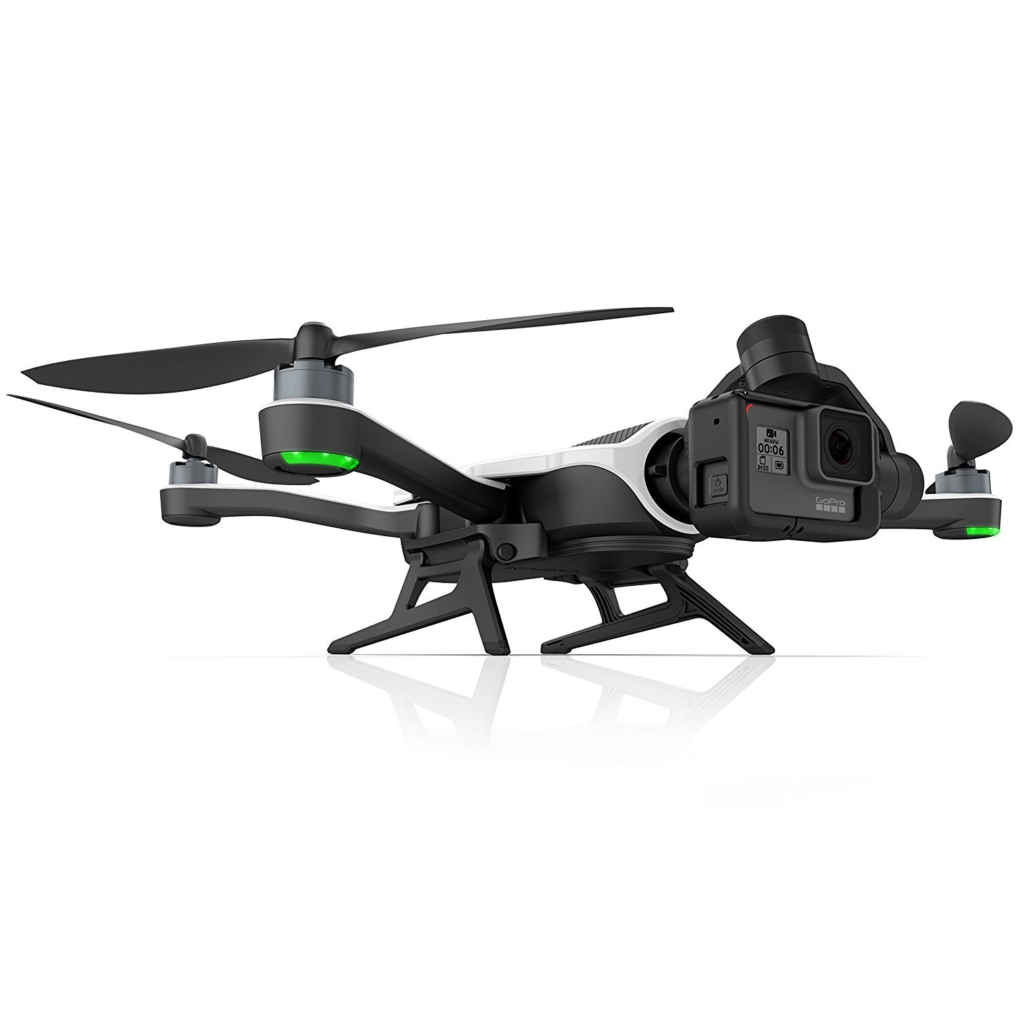 GoPro Karma - Drone con Hero 6, Color Negro y Blanco: Amazon.es ...