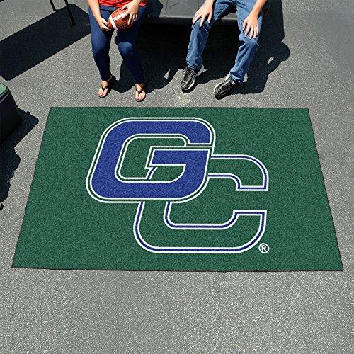 Ulti-Mat Floor Mat w Official GCSU Bobcat Logo In Team Colors by Fanmats