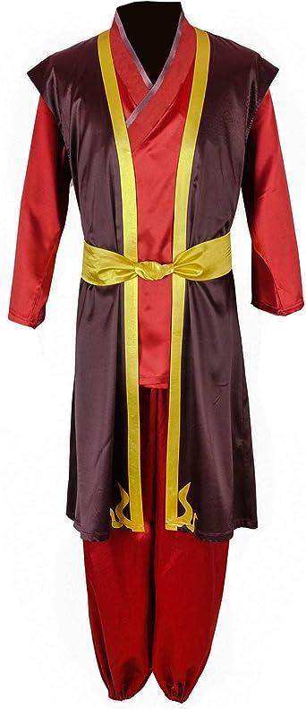 Zuko Costume The Last Airbender Childs Costume