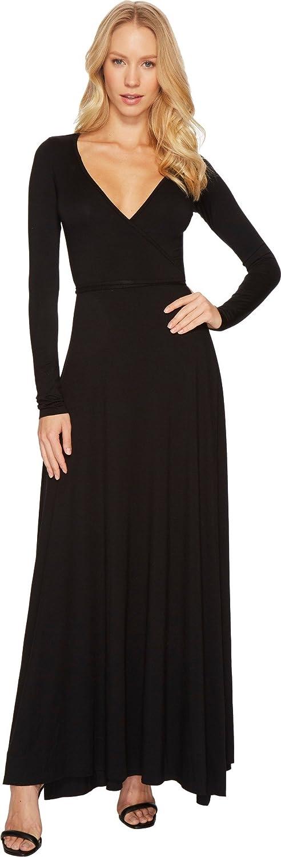 Rachel Pally Womens Long Wrap Dress