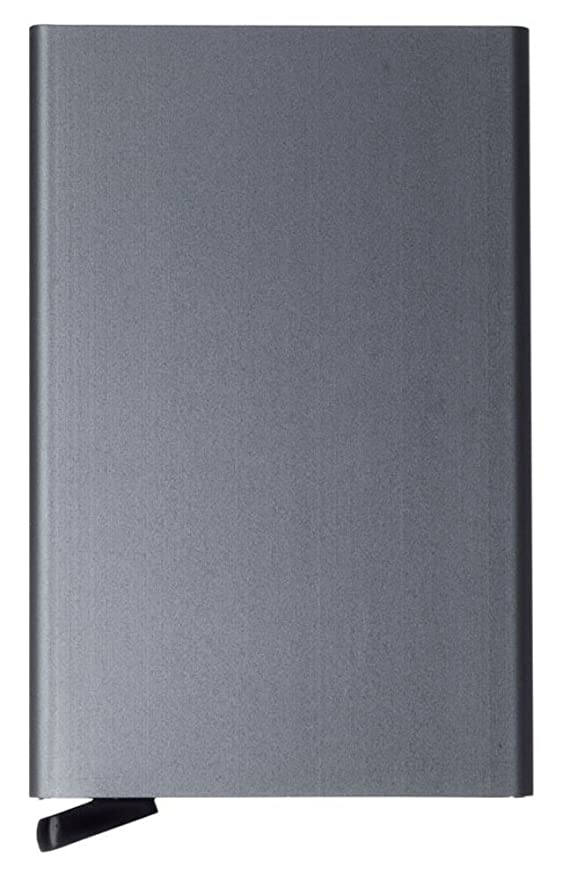 Amazon.com : Secrid Reddot Award winning Card Protector in titanium ...