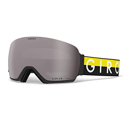 Giro Article Snow Goggles Black Yellow Throwback - Vivid Onyx Vivid Infrared 5af1725e82807