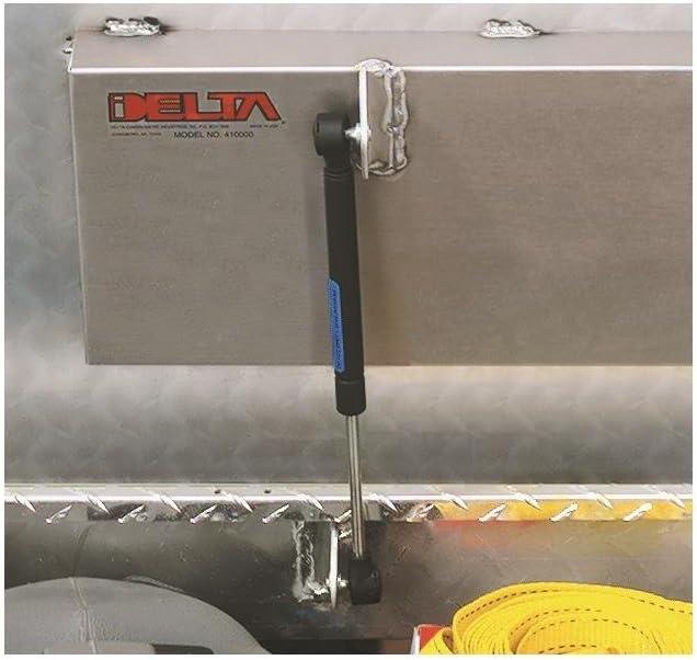 Delta 405000D 33 Aluminum Trailer Tongue Box