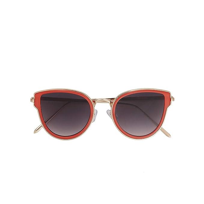 Parfois - Gafas De Sol Cat Eye Con Cadena - Mujeres - Tallas ...