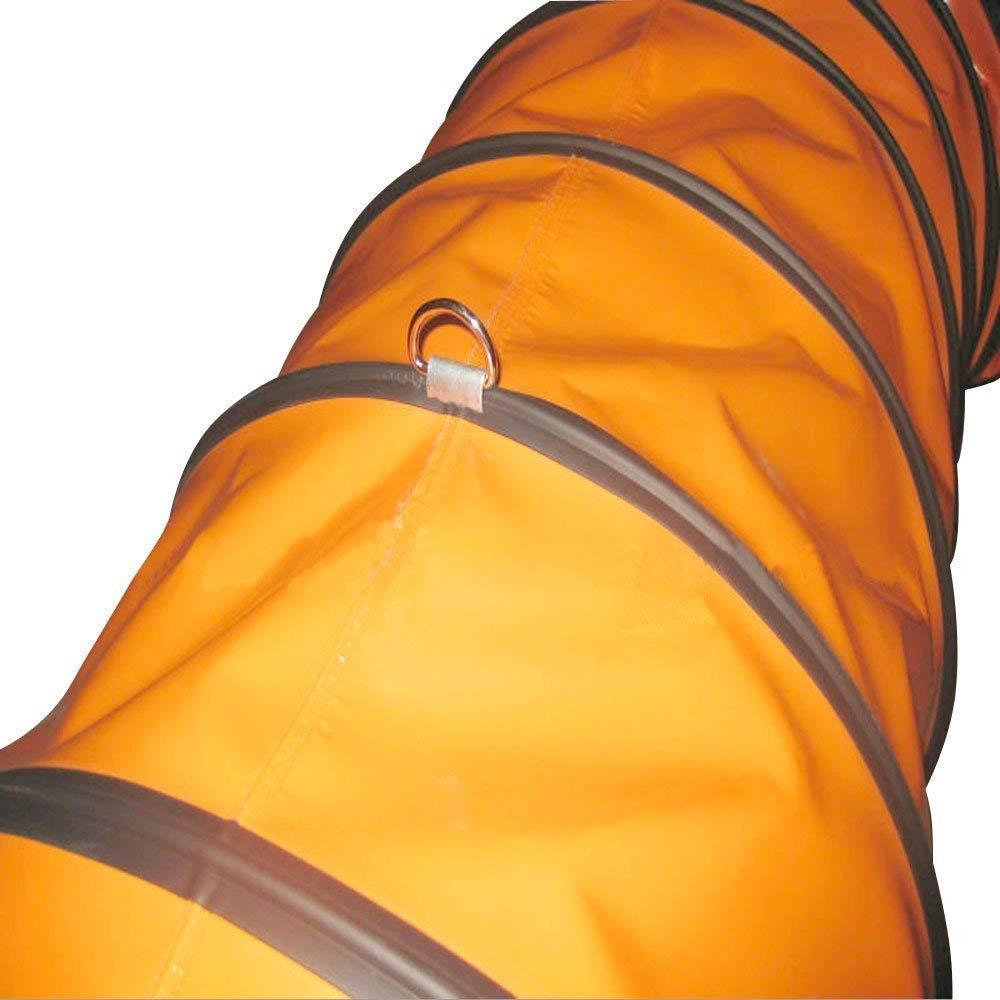 Power Star Ventilateur portable axial souffleur atelier extracteur 10//12//16//18 avec conduit 20.32 cm avec conduit