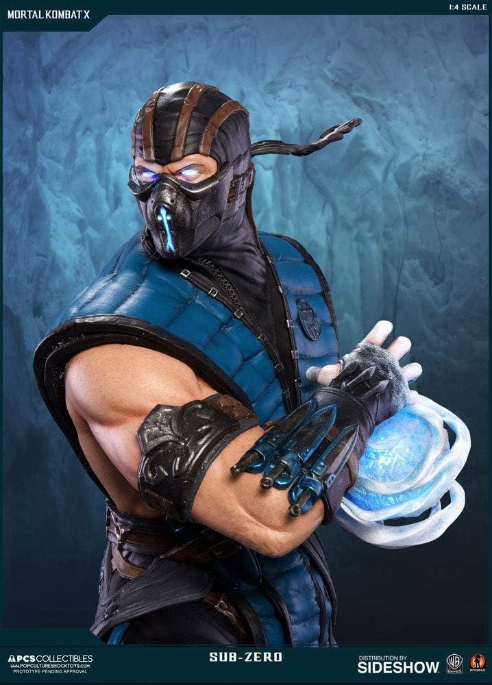 Amazon.com: Pop Culture Shock PCS Estatua de Mortal Kombat ...