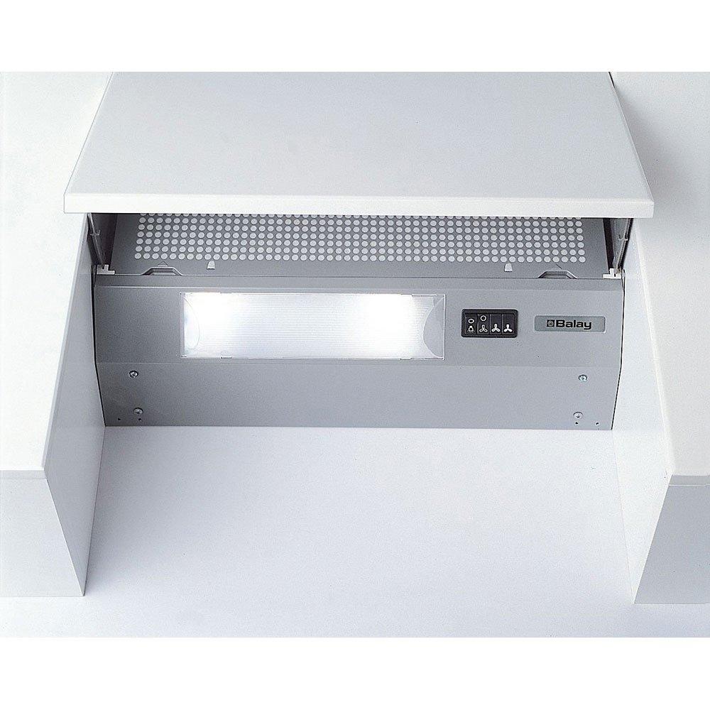 Balay 3BV728X - Campana (300 m³/h, Recirculación ...