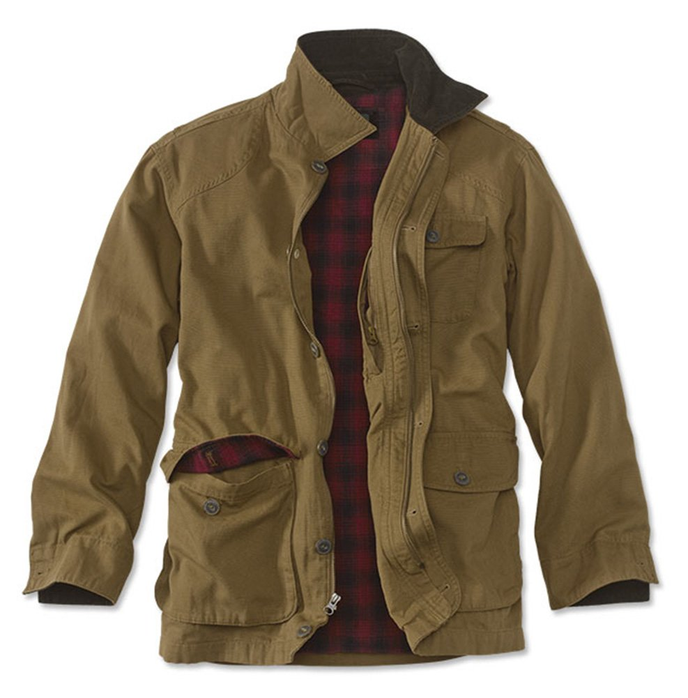 Orvis Men's Classic Barn Coat, Tobacco, X Large by Orvis