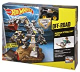 Hot Wheels Monster Jam Maximum Destruction Battle Trackset