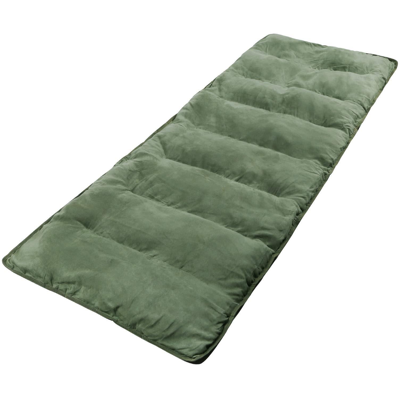 REDCAMP Cot Mattress, Cotton Sleeping Pad Mat Camping, 77''x29''
