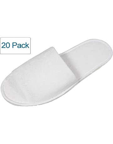91fb7df98a0c Amazon.com  Spa Slippers  Beauty   Personal Care