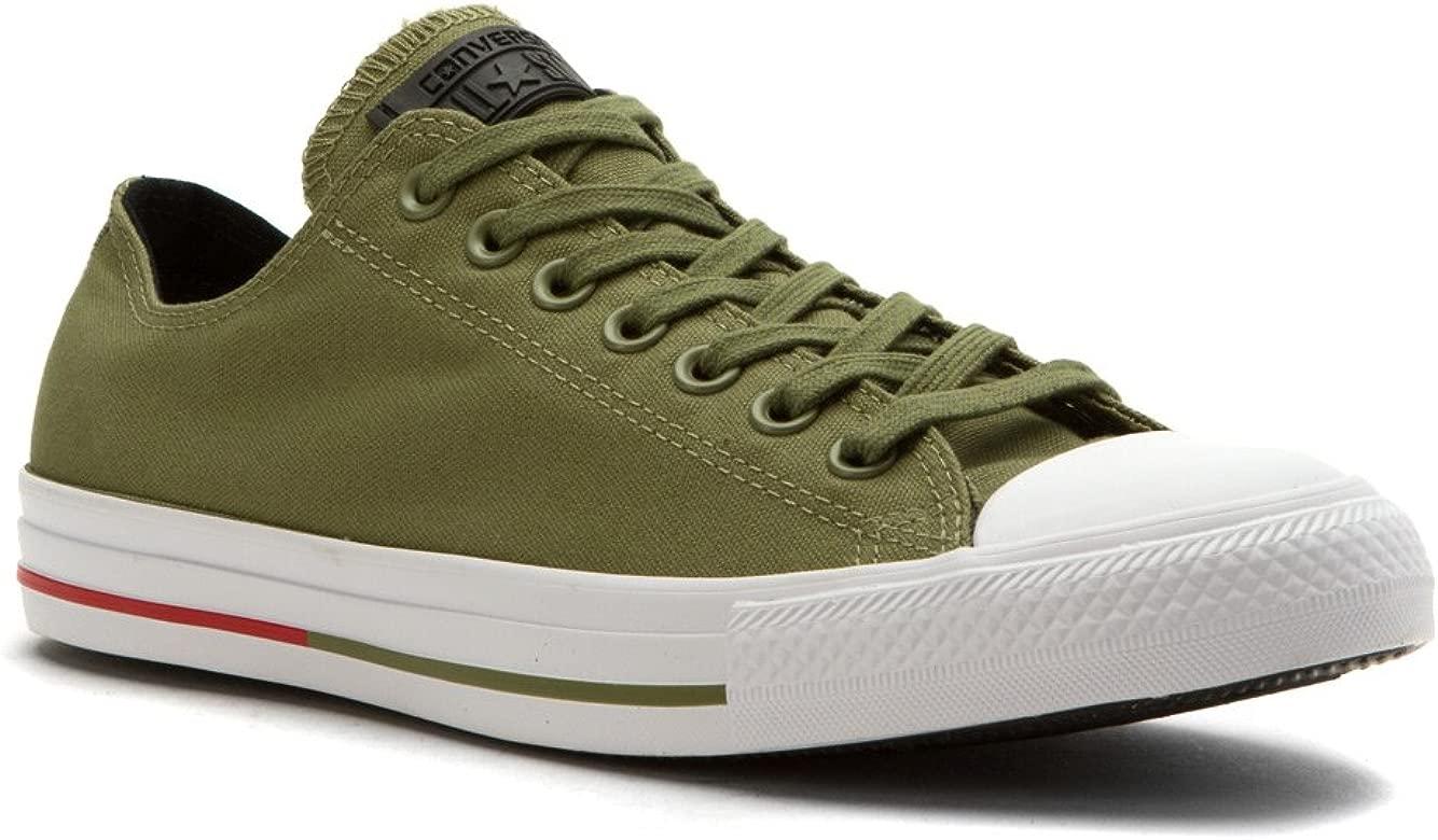 Billig Converse Chucks All Star Low Sneaker Braun 1q112
