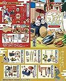 ぷちサンプル 大江戸ジャポニスム BOX商品 1BOX=6個入り、全6種類