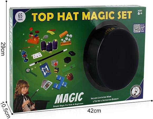 CX TECH Traje mágico Conjunto mágico Varita mágica Trucos de ...