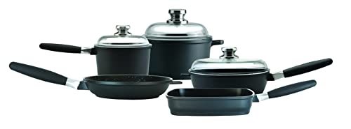 Eurocast Professional Cookware Family Set