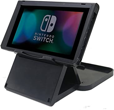 Nintendo Switch Soporte PlayStand, Chickwin Negro altura ajustable ...