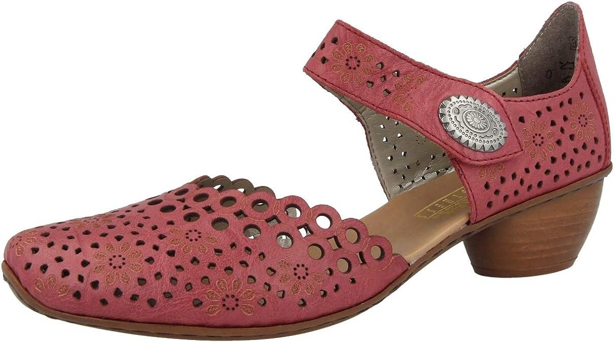 Rieker 43705 40 Damen Pumps | Pumps, Rieker, Shoes