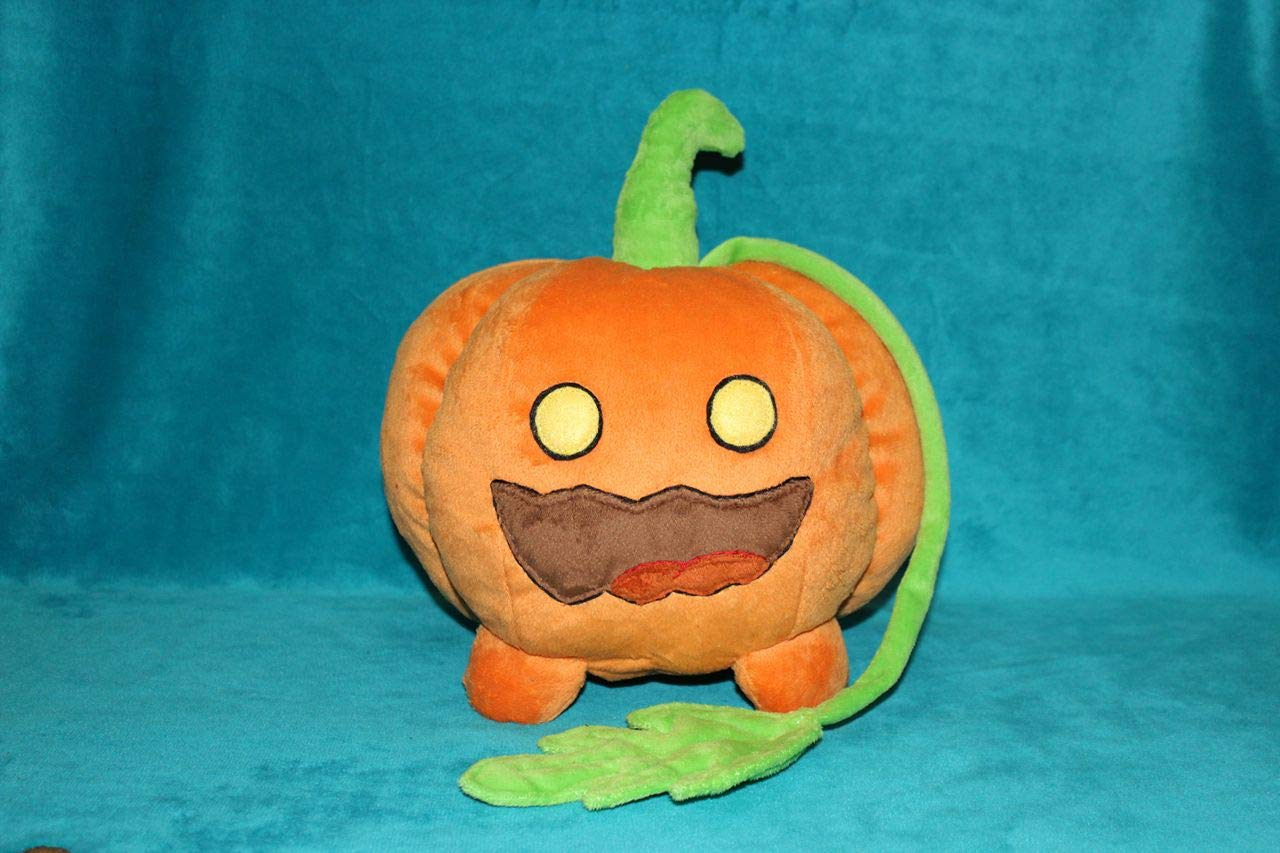 Pumpkin Pet Steven Universe, commissioned pumpkin dog plush inspired fun art custom plush 30 cm minky