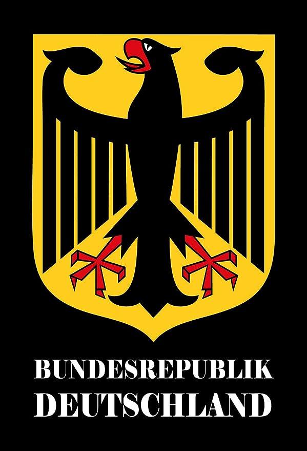 Blechschild 30 X 20 cm Wappen Deutschland Bremen