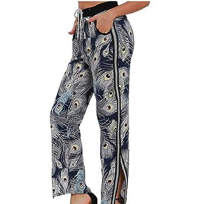security - Pantalón - para Mujer: Ropa y accesorios