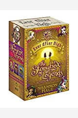 Ever After High: The Storybox of Legends Boxed Set Hardcover