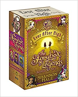Ever After High: The Storybox of Legends Boxed Set: Shannon Hale: 8601415799682: Amazon.com: Books