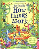 How Things Work (See Inside) (Usborne See Inside)