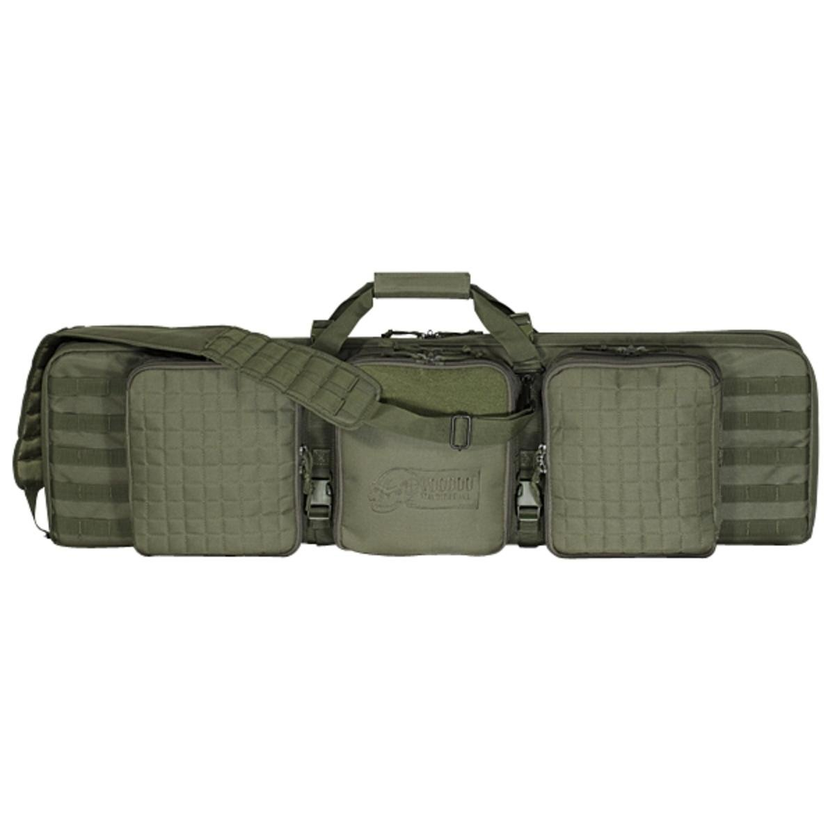 VooDoo Tactical 15-9648001000 Deluxe Padded Weapons Case, Black, 42 42