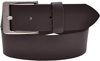 Ledergürtel 90 bis 120 cm Bundweite echt Leder Gürtel Farbe und Länge Wählbar !!