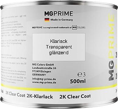Mg Prime Autolack Set Dose Spritzfertig Für Bmw 475 Blacksapphire Perlcolor Saphirschwarz Metallic Basislack 2k Klarlack 1 25l Auto
